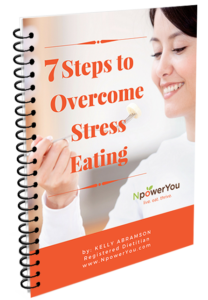 7 steps to overcome stress eating