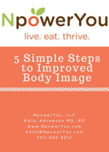 Kelly Abramson Dietitian Body Image Healing