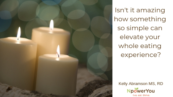 Kelly Abramson dietitian intuitive eating